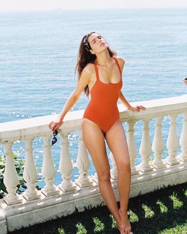 Talia Collins Swim