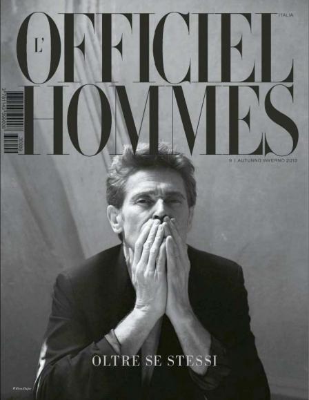 LOfficiel-Hommes-Italia-Williem-Dafoe